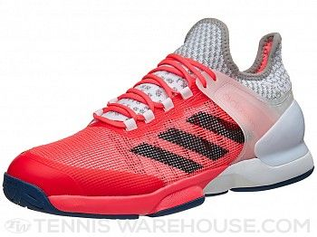adidas Adizero Ubersonic 2 Red/Wh/Navy Men's Shoe