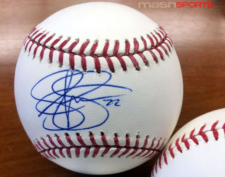 Enter to win a signed Drew Storen baseball from MASN! #Nats
