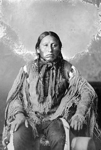 A Kiowa Apache Indian. | NATIVE AMERICANS | Pinterest