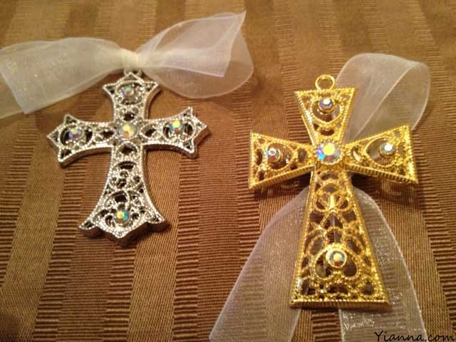 Martirika Brooch Cross from $1.75