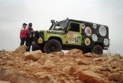 Pour la première fois ALCATEL ONE TOUCH apporte son soutien à un équipage du Rallye Aïcha des Gazelles : La « T'Cap Team ». Bien que ce soit inédit pour nous et notre duo d'aventurières, la course comptabilise déjà plus de 20 années d'existence et garde toujours cette singularité d'être réservée aux femmes et à but humanitaire !
