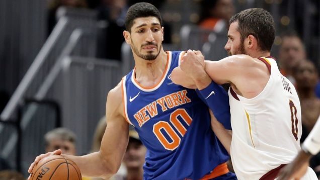 Turco Fanáticos de la NBA Se Salvó de los Knicks de Juegos