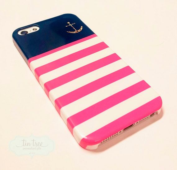 3D iPhone Case Candy Anchor iPhone Full Wrap by TinTreeGifts