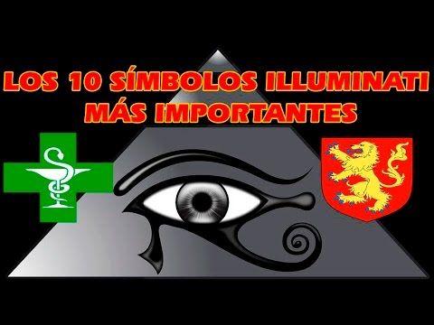 LOS 10 SÍMBOLOS ILLUMINATI MÁS IMPORTANTES