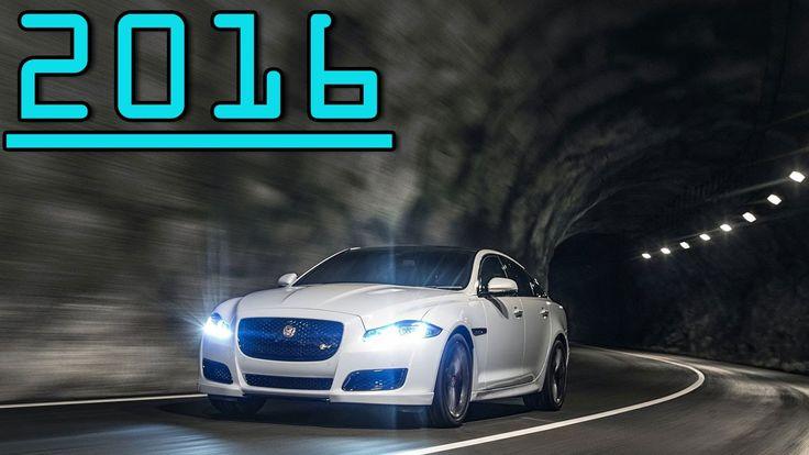 ► 2016 Jaguar XJ Sedan 8 Speed Automatic First Drive Review