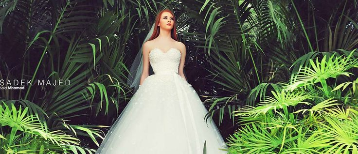Your wedding dress will be the most looked at, photographed piece of clothing you will ever wear. Sophisticated, chic, elegant, and timeless, we are obsessed with all kinds of wedding dresses.