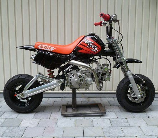 """65 Likes, 4 Comments - Best in honda minibikes (@z50r_pics) on Instagram: """"I've had 600s,2stroke enduros but totally fell for these little honda bikes just to much fun and…"""""""