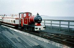 Walton-on-the-Naze Pier Railway   by N nine