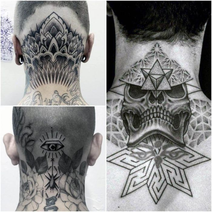 Best Neck Tattoo Ideas For Men Positivefox Com Best Neck Tattoos Tattoos For Guys Neck Tattoo For Guys
