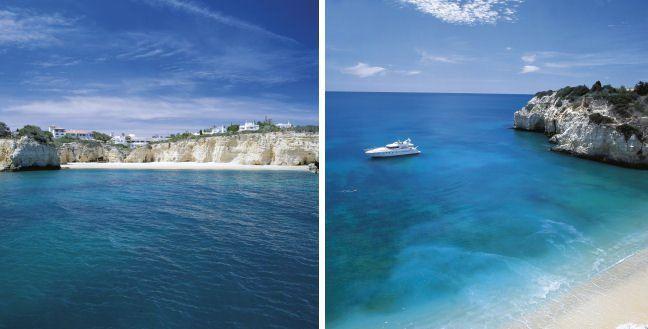 European Honeymoon Inspiration; The Unspoiled Algarve