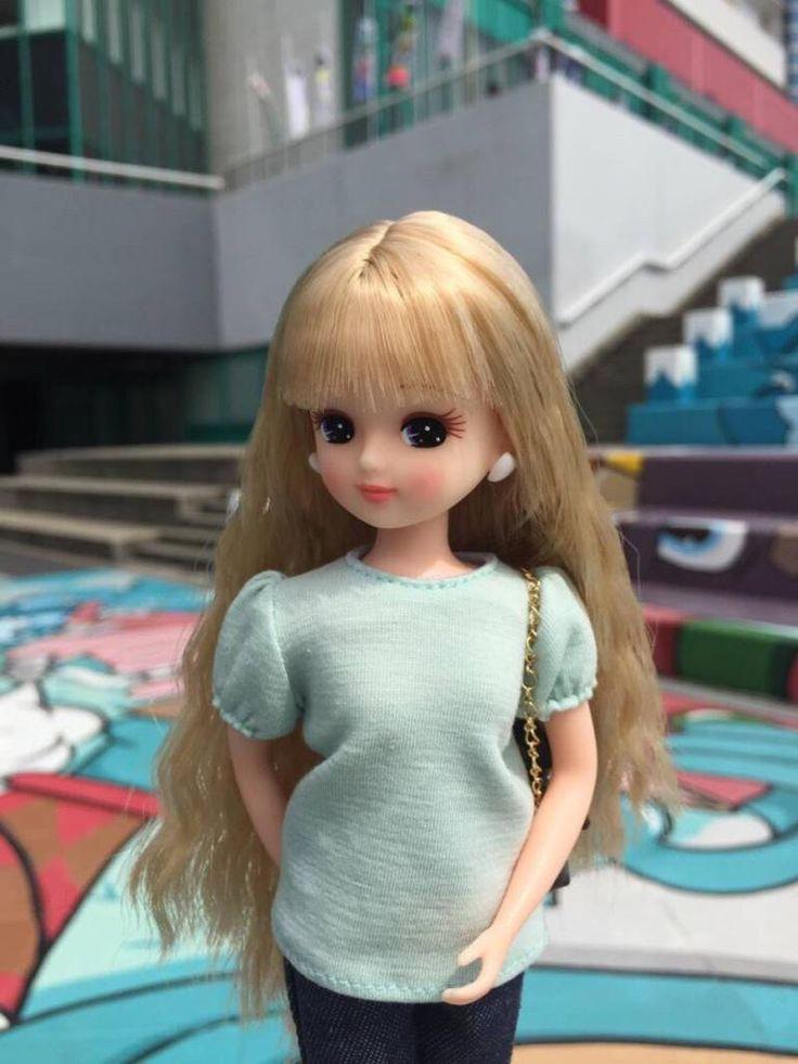 """リカちゃん * 公式 *♬ on Twitter: """"大阪南港のATCホールにも行ったのよ♡ サンフラワー号もみえたわ♪ いつかリカも大きなお船に乗ってどこかへ旅してみたいなー♪ http://t.co/8GjTgXwRVU"""""""