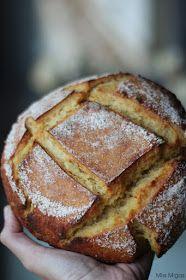 Bake The World: Septiembre: Broa de Milho