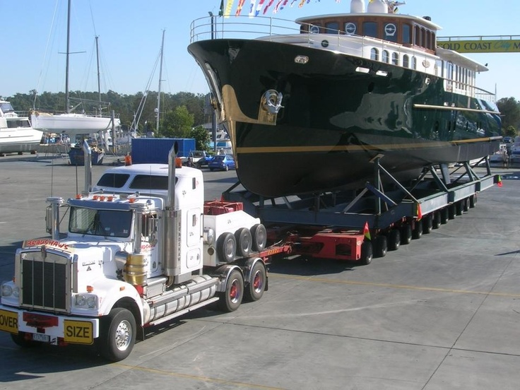 One of my favourites.  Tutt Bryant heavy lift and shift Melbourne Australia devision Heavy haulage