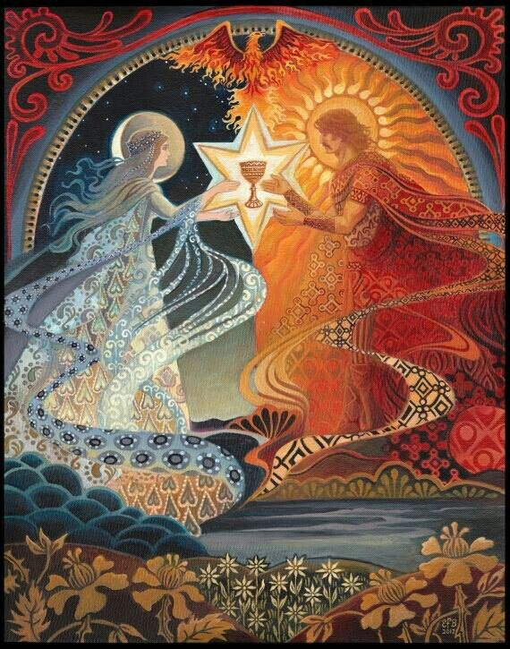 According to Jung, the child's opposite-sex parent is a major influence on the development of the anima or animus. All relations with the opposite sex, including parents, are strongly affected by the projection of anima or animus fantasies. - http://www.sofia.edu/content/transpersonal-pioneers-carl-jung (Anima animus alchemy)