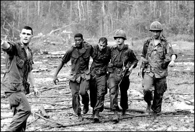 La guerra de Vietnam de Tim Page