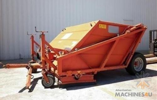 Dw Tomlin Rc180 - http://www.machines4u.com.au/browse/Farm-Machinery/Garden-Lawn-Turf-140/Lawn-Turf-Equipment-1074/