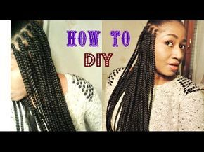 DIY BOX BRAIDS WITH XPRESSION HAIR   REUPLOAD DUE TO COPYRIGHT - https://www.avon.com/category/bath-body/hair-care?repid=16581277 Shop Hair Care Products HELLO GUYS WELCOME BACK TO MY CHANNEL I HAD TO REUPLOAD THIS VIDEO DUE TO COPYRIGHT. IF YOU HAVE SEEN THIS BEFORE YOU CAN SKIP IT. THANKS WATCH MY OTHER VIDEOS HERE HOW TO FEED IN CORNROW: https://www.youtube.com/watch?v=HPK9Q… HALO BRAID: https://www.youtube.com/watch?v=xSnEx… SUMMER PROTECTIVE STYLE: https://w