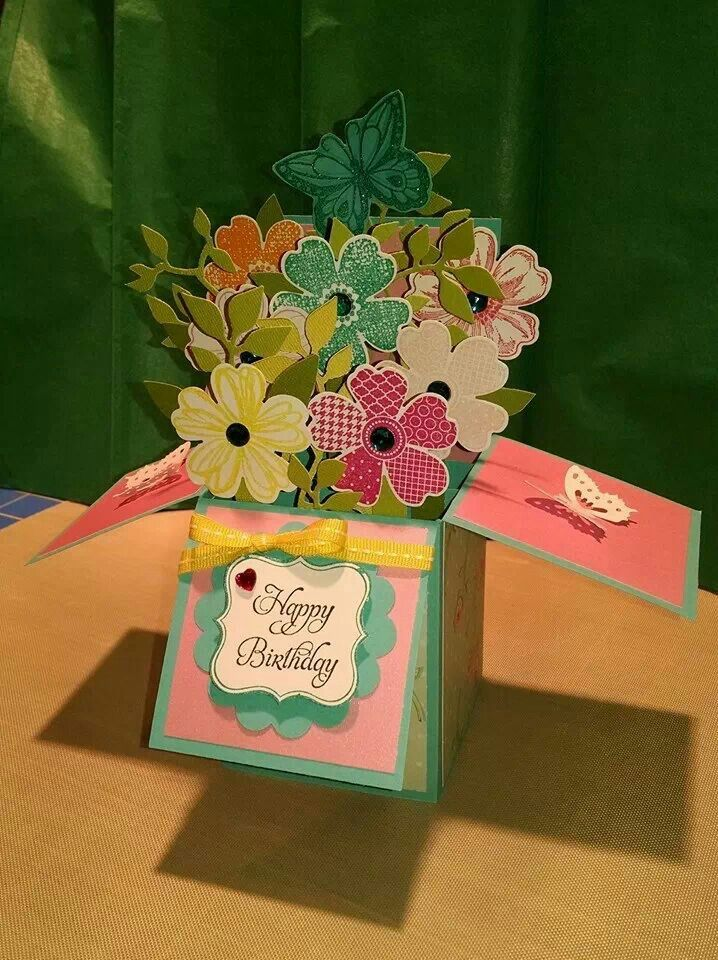 I love this card. It would make a lovely birthday card. If your a card maker based in the UK who could make something similar to this then please get in contact with me! Contact details on my profile. Needing it by the 12th of May