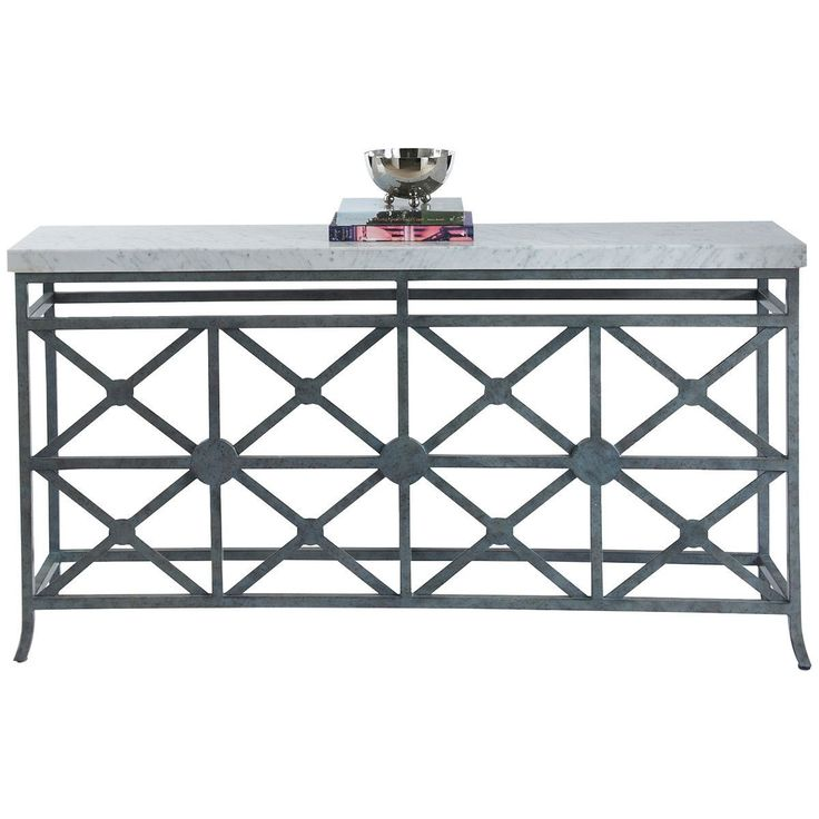 Eton Manor Sofa Table Console | Verde