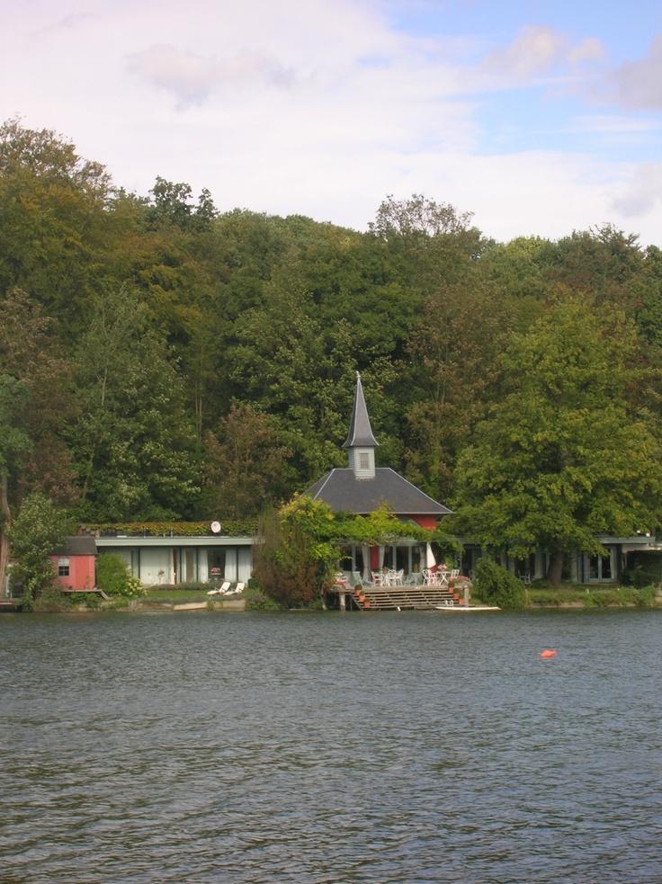 Chateau du Lac, Belgium