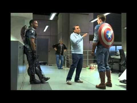 Voir Captain America, le soldat de l'hiver Complet en Français
