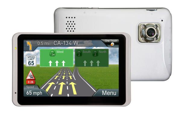 Magellan Roadmate DashCam- Magellan's latest dashboard navigator has built-in dashcam The Magellan Roadmate 6230T-LM DashCam combines a fully featured GPS navigator with an always-watching dashboard DVR camera. - From CES 2014