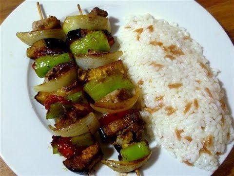 Bahçıvan Kebabı Tarifi   Kebap Tarifleri - YouTube