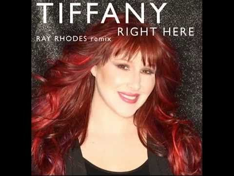Right Here [Ray Rhodes Remix] - Tiffany - YouTube