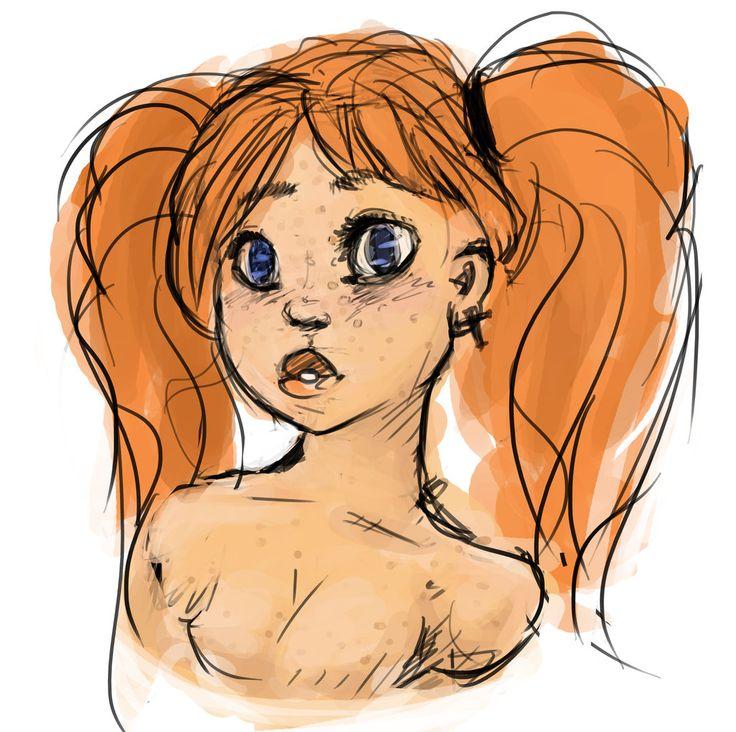 Portrait 169685425 by HARuNIS.deviantart.com on @DeviantArt