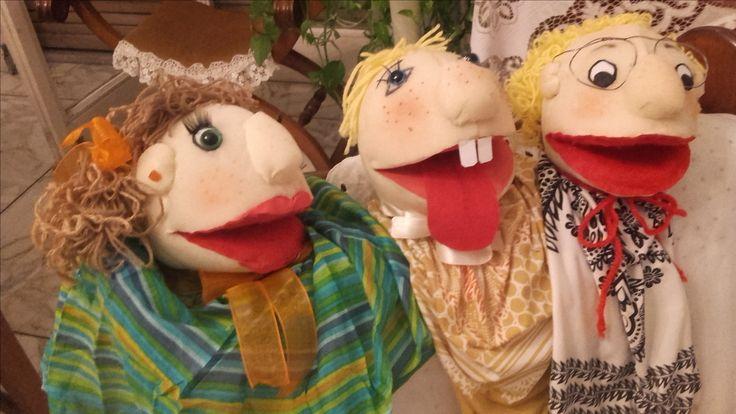..i miei muppet
