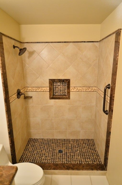 Shower Tile Kensington Beige 12 Quot X 12 Quot Wall Tiles Leaves