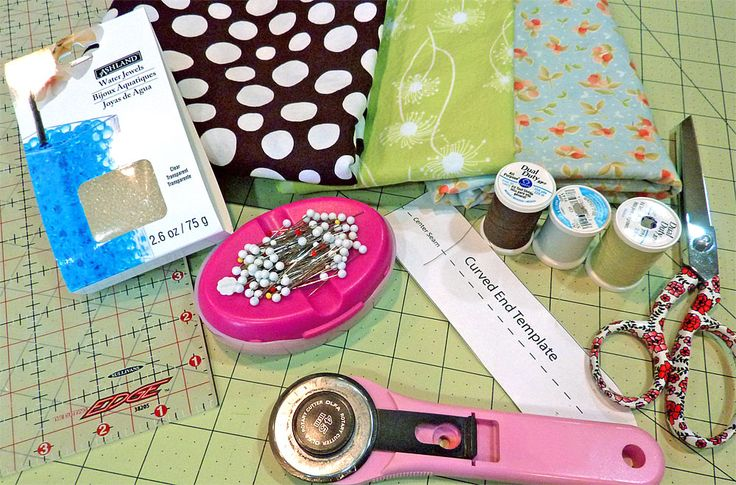 Chill Out Cooling Neck Wraps for Adults, Kids & Dogs FREE instructions from Sew4Home