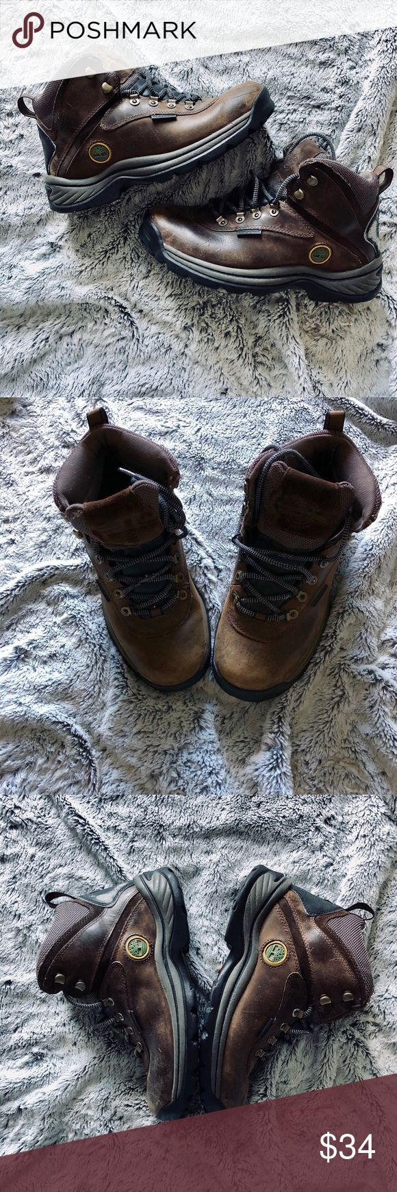 ⭐️SALE! Timberland Flume Waterproof Boots Timberland Flume Waterproof Boots Size 7.5M Perfect for Outdoors Great Condition Timberland Shoes Boots