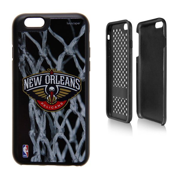 New Orleans Pelicans iPhone 6 Plus Rugged Net 2 Case - $34.99