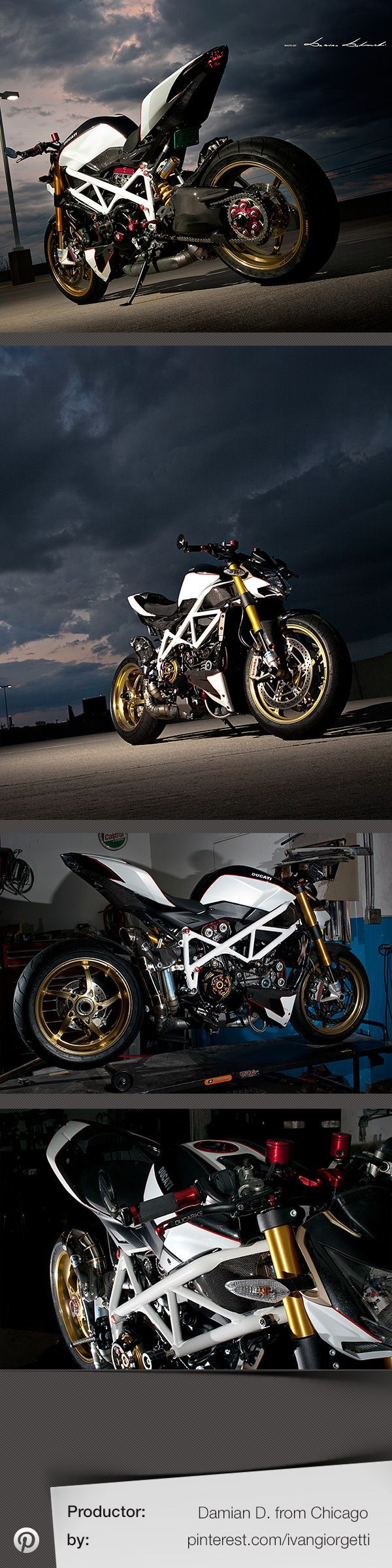 Ducati Streetfighter S by Damian D. from Chicago