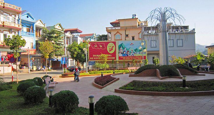 Son La town. #vietnam #sonla #travel #wandering