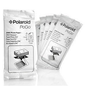 2x3 Inch ZINK Photo Paper for Pogo Cameras and Printers (Pack of 100!)