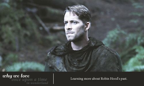 Why we love Once Upon A Time. Especially since it means more Sean Maguire.