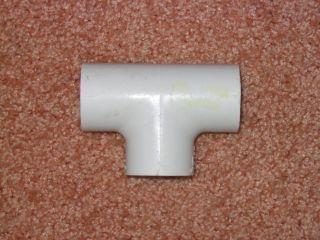 PVC PIPE FITTINGS Tee