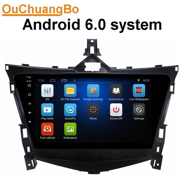 Ouchuangbo car stereo radio tape recorder for BYD F3 2017 support 1080P vdieo aux GPS navigation android 6.0 system. Yesterday's price: US $239.00 (205.68 EUR). Today's price: US $215.10 (175.24 EUR). Discount: 10%.
