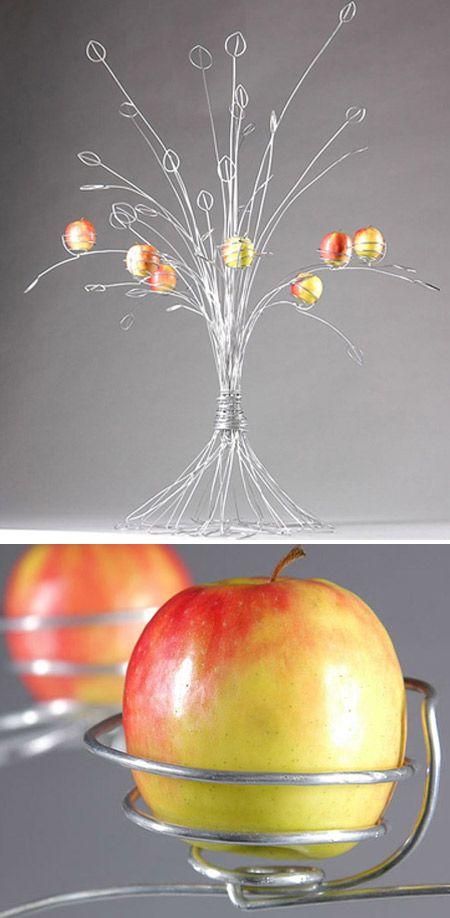 15 Modern Fruit Bowls - Oddee.com