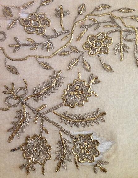 Greek Fabric for mirror