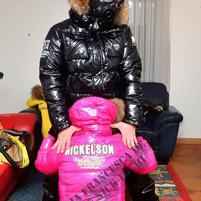Dutch nickelson down jacket teen face amp cap full of sperm 5