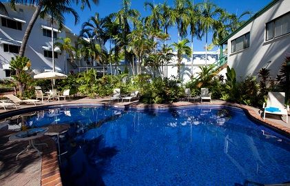 Port Douglas Beachfront Terraces http://www.fnqapartments.com/accommodation-port-douglas/under-200/ #portdouglasaccommodation