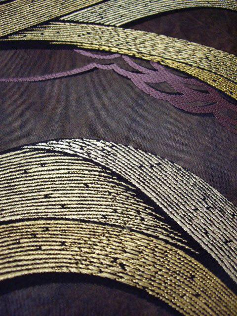 Japanese Obi textile