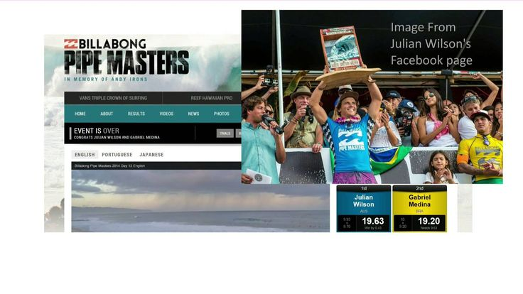 Epic #Surf News December 2014 edition is here! #Paddle over to our channel and stay up to date with your surfing news. https://www.youtube.com/watch?v=2Hvfdkky63k  Featured: Pipe Masters, Julian Wilson, Medina, Michel Bourez, Dusty Payne, Nic Lamb