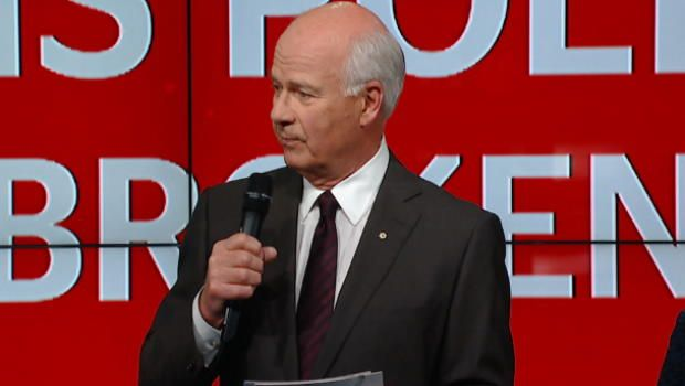 CBC Asks: Many Canadians distrustful of federal politics, poll indicates - Politics - CBC News