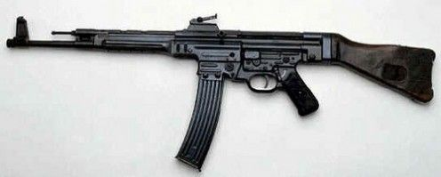 German STG 44. If they knew what they had, the war could have been quite different.