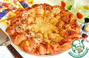"Рецепт ""Пицца-твист"""
