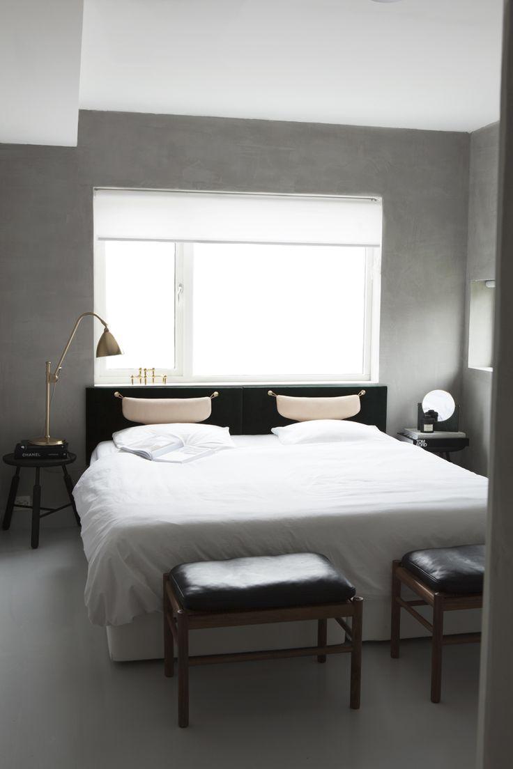 Bedroom Design by Richard Ribe